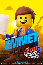 Poster The Lego Movie 2  n. 3