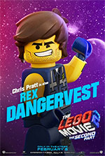 Poster The Lego Movie 2  n. 4