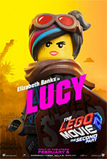 Poster The Lego Movie 2  n. 9