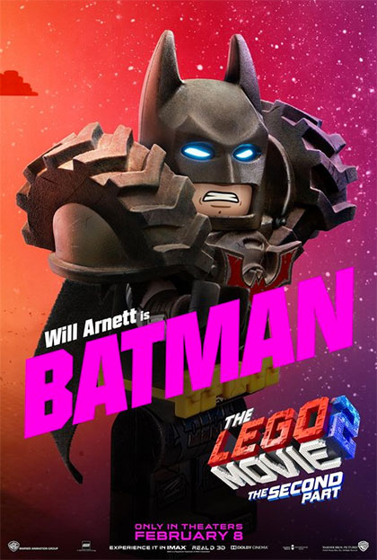 Poster The Lego Movie 2