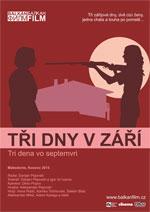 Poster Tri Dena Vo Septembri  n. 0