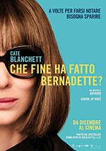 Poster Che fine ha fatto Bernadette?  n. 0