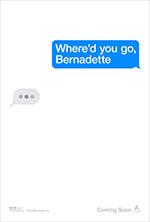 Poster Che fine ha fatto Bernadette?  n. 1