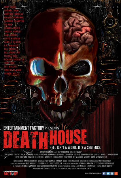 Trailer Death House