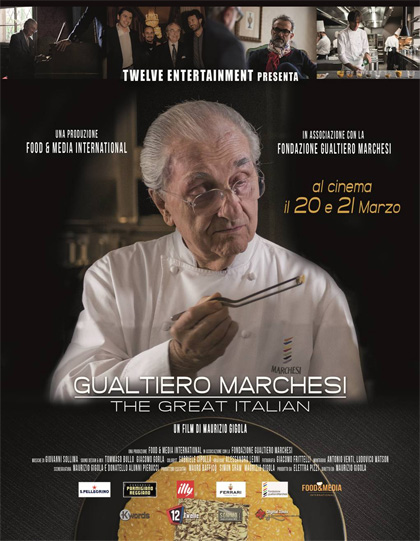 Trailer Gualtiero Marchesi - The Great Italian