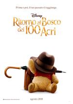 Poster Ritorno al Bosco dei 100 Acri  n. 2