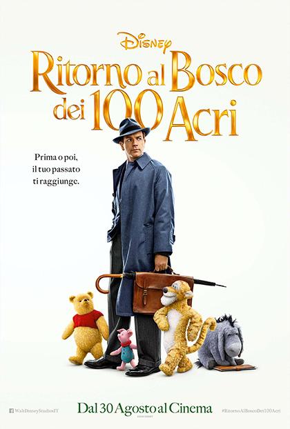 Trailer Ritorno al Bosco dei 100 Acri