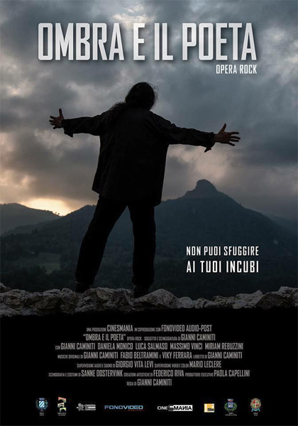 Locandina italiana Ombra e il Poeta