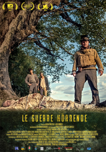 Trailer Le Guerre Horrende