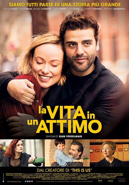 Locandina italiana La vita in un attimo
