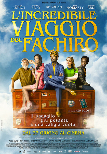 Trailer L'Incredibile Viaggio del Fachiro