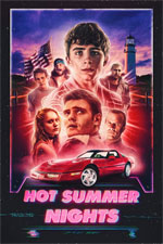 Poster Hot Summer Nights  n. 1