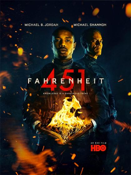 Trailer Fahrenheit 451