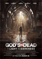 Poster God's Not Dead: A Light in Darkness  n. 0