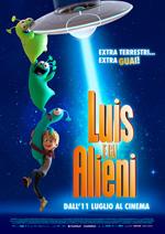 Poster Luis e gli Alieni  n. 0