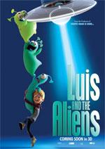 Poster Luis e gli Alieni  n. 1