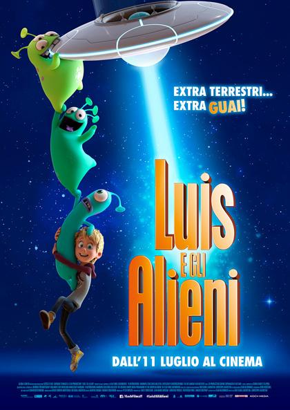 Mostri contro alieni serie tv