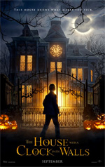 Poster Il Mistero della Casa del Tempo  n. 1