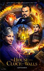 Poster Il Mistero della Casa del Tempo  n. 2