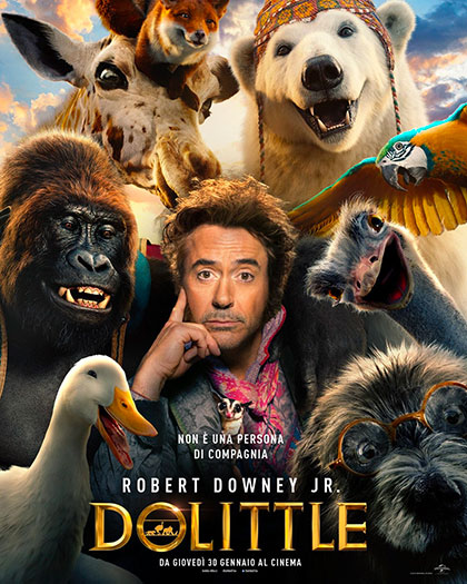 Trailer Dolittle