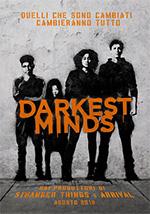 Poster Darkest Minds  n. 2