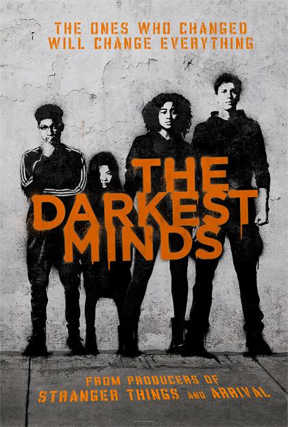 Poster Darkest Minds