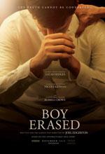 Poster Boy Erased - Vite Cancellate  n. 1