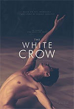 Poster Nureyev - The White Crow  n. 1