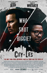 Poster City of Lies - L'ora della verità  n. 1