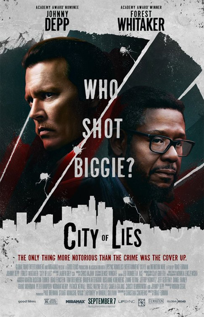 Poster City of Lies - L'ora della verità