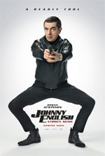Poster Johnny English colpisce ancora  n. 1