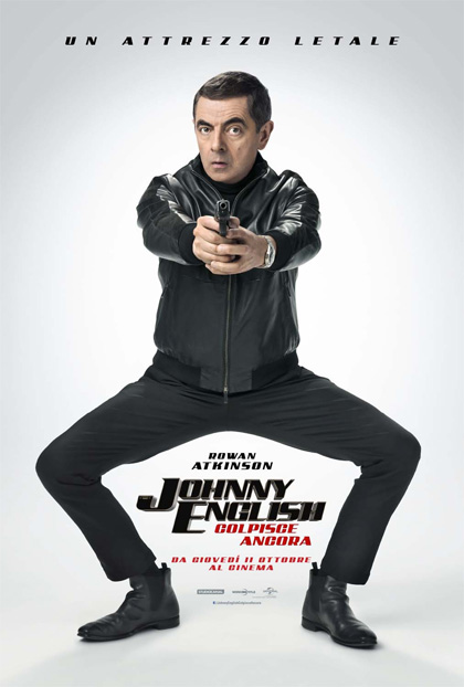 Trailer Johnny English colpisce ancora