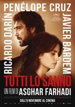 Poster Tutti lo Sanno  n. 0