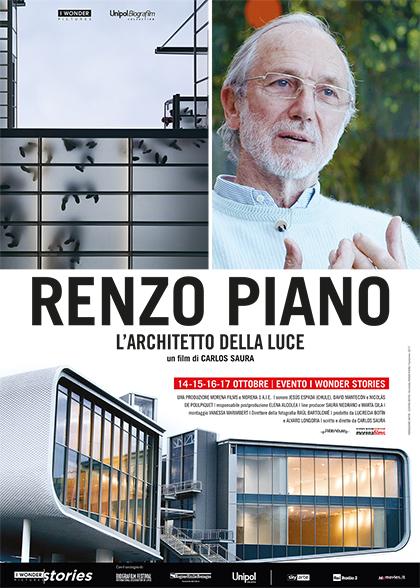 Trailer Renzo Piano - L'architetto della luce