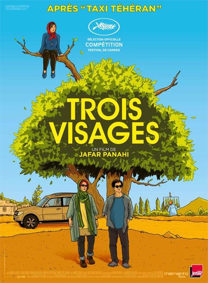Poster Tre volti