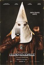Poster BlacKkKlansman  n. 1