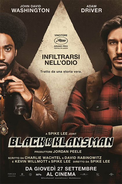 Trailer BlacKkKlansman