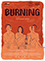 Poster Burning - L'Amore Brucia