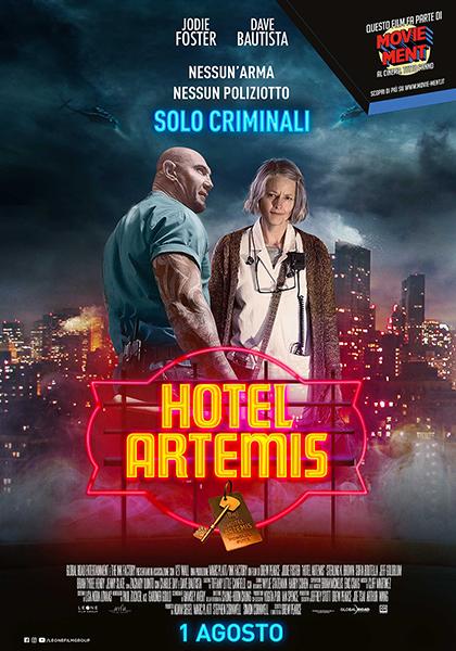 Trailer Hotel Artemis