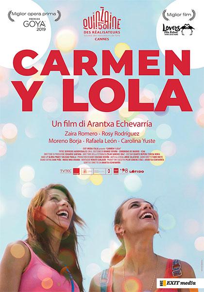 Trailer Carmen y Lola