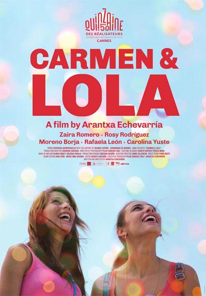Poster Carmen y Lola