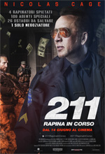 Poster 211 - Rapina in Corso  n. 0