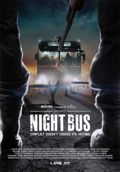 Trailer Night Bus