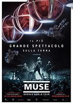 Trailer Muse Drones World Tour