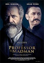 Poster Il Professore e il Pazzo  n. 1