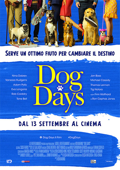 Trailer Dog Days