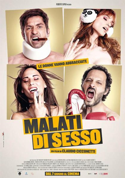 Locandina italiana Malati di Sesso