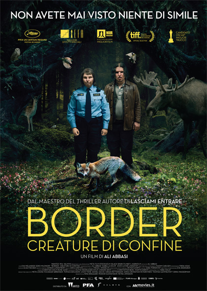 Image result for Border - Creature di confine  film