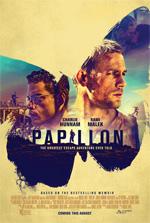 Poster Papillon  n. 1