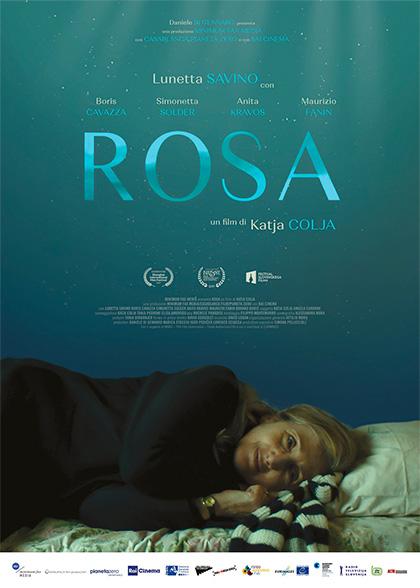 Locandina italiana Rosa